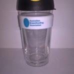 Black LongPlay (glass) KeepCup – large